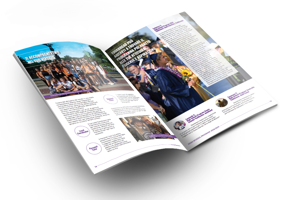 Brochure High School Program 2018-2019