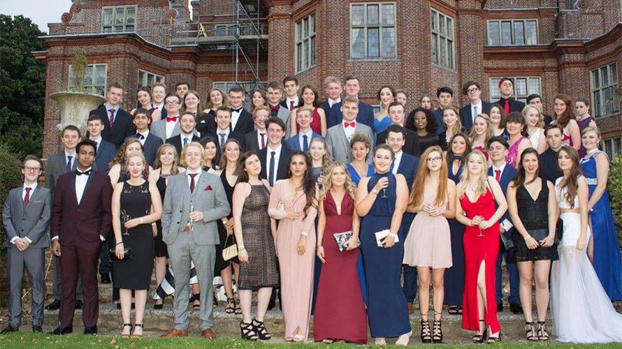 Anno all'estero Inghilterra Exchange student