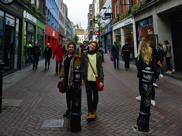 Anno all'estero Regno Unito Exchange student
