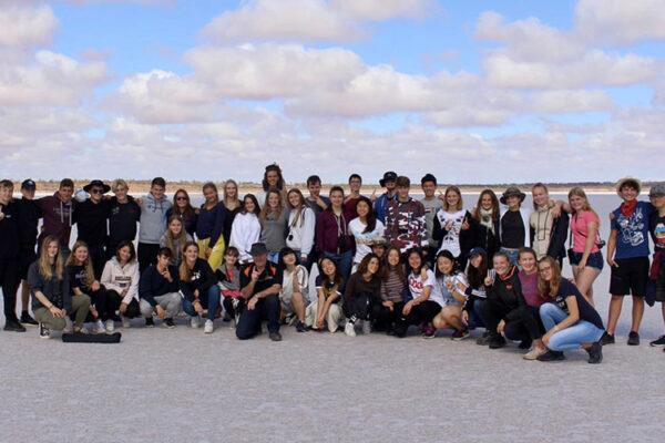 anno scolastico estero exchange student Australia