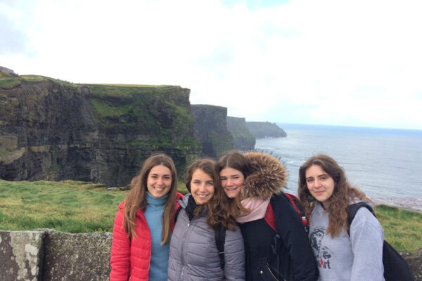 Anno all'estero Irlanda Exchange student