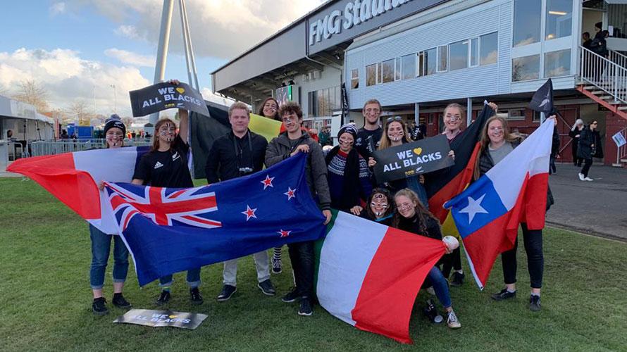 Anno all'estero exchange student Nuova Zelanda
