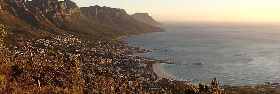 anno scolastico Sudafrica Cape Town