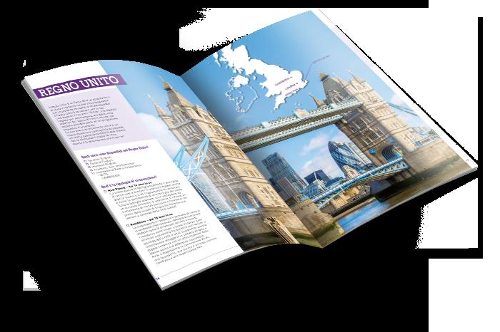 Brochure corsi di lingua YouAbroad