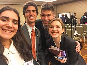 Harvard incontri studenti