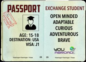 Exchange student USA YouAbroad