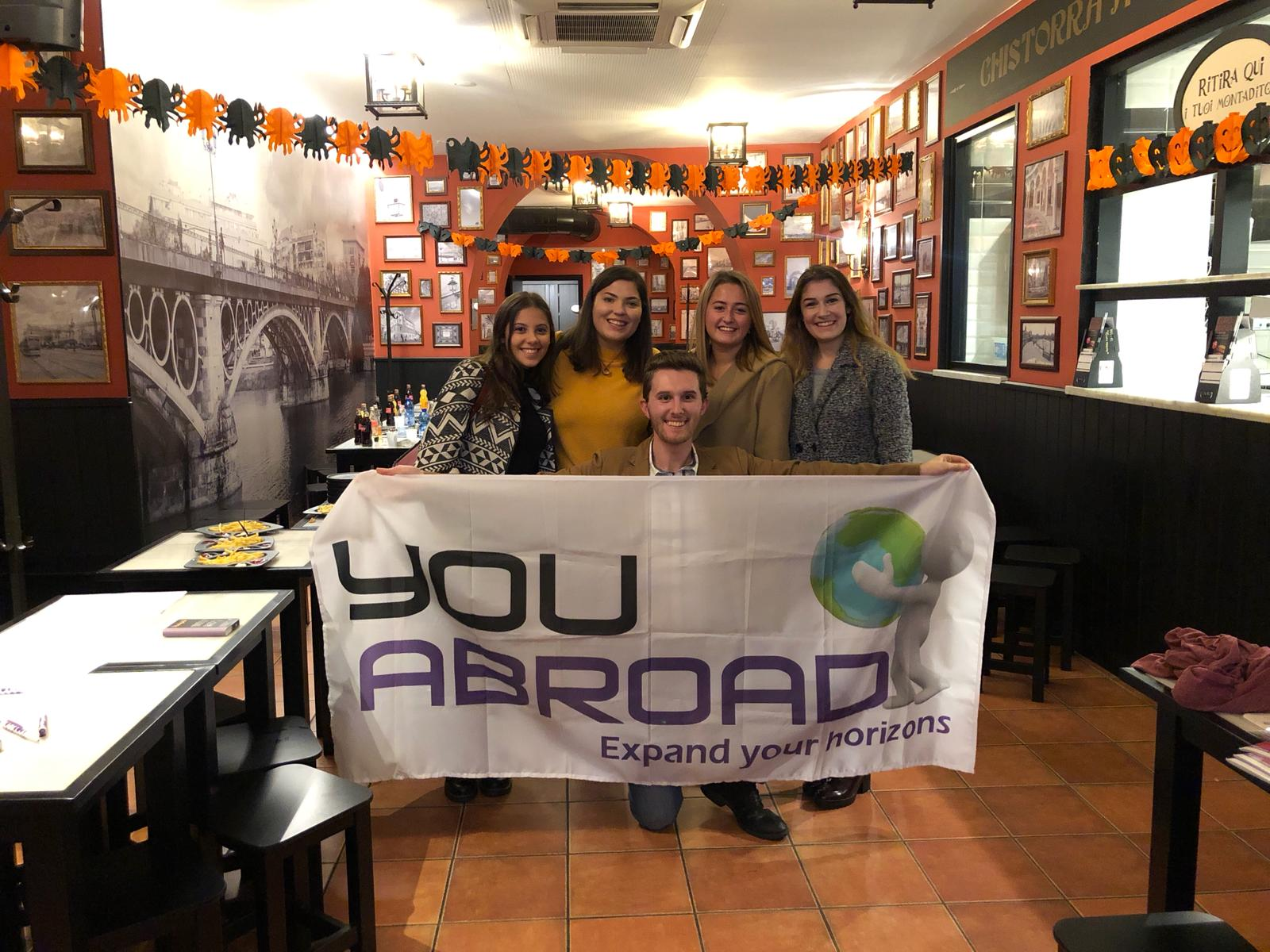 exchange student youabroad incontra