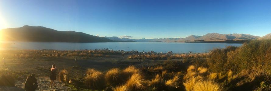 Nuova Zelanda Anno all'estero