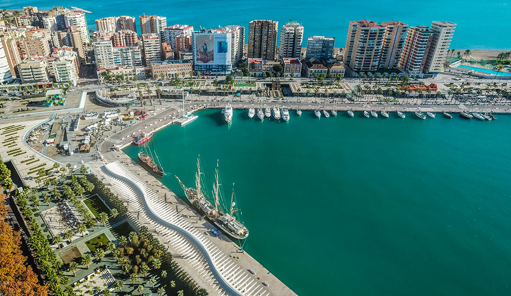 Vacanza studio Spagna Malaga